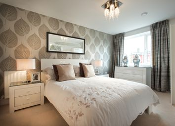 Thumbnail 1 bed flat for sale in Plot 31, Venture House, London Road, Staines-Upon-Thames