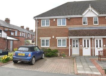 Thumbnail 2 bed flat for sale in Bywell View, Stocksfield