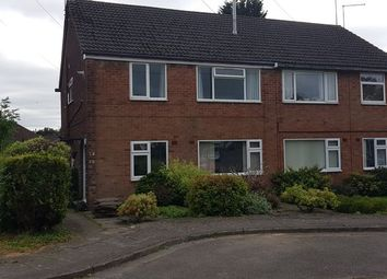 Thumbnail 2 bedroom flat to rent in Malam Close, Coventry