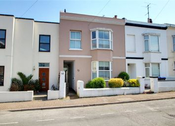 Thumbnail 4 bedroom terraced house for sale in Hertford Road, Worthing, West Sussex