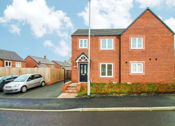 Thumbnail 3 bedroom semi-detached house for sale in Marion Close, Carlisle