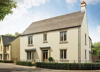"Thumbnail 4 bedroom detached house for sale in ""Layton"" at Blackberry Walk, London Road, Cirencester"