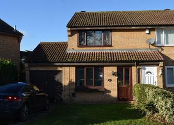 Thumbnail 2 bed semi-detached house for sale in Farmhill Road, Southfields, Northampton
