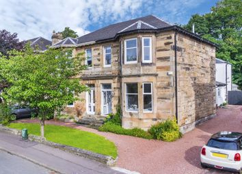 6 bed semi-detached house for sale in 38 Viewpark Drive, Burnside, Glasgow G73