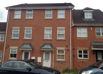 Thumbnail 4 bed terraced house to rent in Mason Row, Hamilton, Leicester