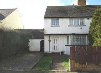 Thumbnail 3 bedroom semi-detached house for sale in Elizabeth Avenue, Barry