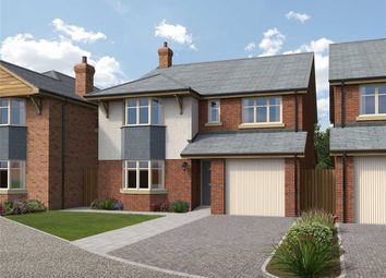 Thumbnail 5 bedroom detached house for sale in Burbage Road, Burbage, Hinckley