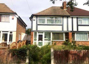 3 bed semi-detached house for sale in Falmouth Road, Hodge Hill, Birmingham B34