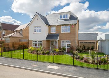 Thumbnail 5 bedroom detached house for sale in Plots 94 The Highgate 5, Long Down Avenue, Cheswick, Stoke Gifford, Bristol