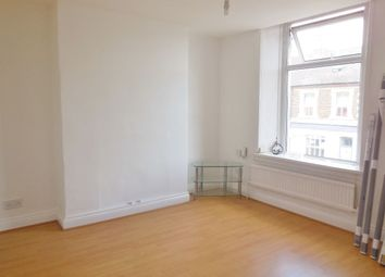 Thumbnail 3 bed flat to rent in Splott Road, Splott, Cardiff