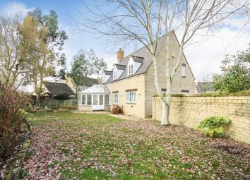 Thumbnail 4 bed detached house for sale in St. Julians Close, South Marston, Swindon