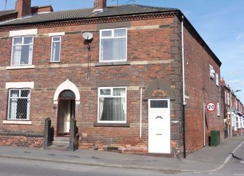 Thumbnail 3 bedroom end terrace house for sale in Pastures Bridge, Doncaster Road, Mexborough