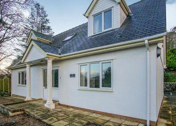 Thumbnail 3 bed bungalow for sale in Hendregadredd, Pentrefelin, Criccieth, Gwynedd