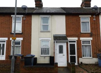 Thumbnail 2 bedroom terraced house for sale in Spring Road, Ipswich, Suffolk