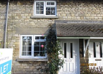 Thumbnail 2 bed cottage to rent in The Row, Rectory Lane, North Witham