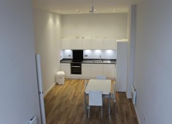 Thumbnail 2 bed flat to rent in Tate House, Leeds