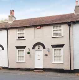 Thumbnail 2 bed terraced house for sale in Sandwich Road, Eastry, Sandwich