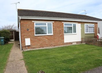 Thumbnail 2 bed semi-detached bungalow for sale in Chase Lane, Dovercourt, Harwich