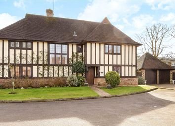 Thumbnail 5 bed detached house for sale in Snows Ride, Windlesham, Surrey