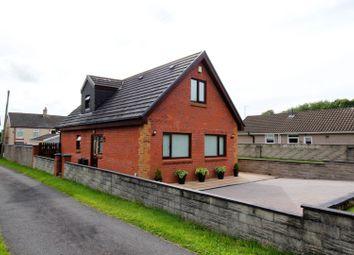 Thumbnail 3 bedroom detached bungalow for sale in Swansea Road, Fforestfach