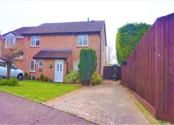 Thumbnail 3 bed semi-detached house for sale in Arlington Road, Penarth