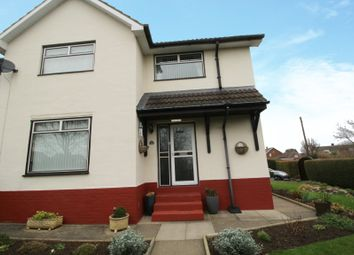 Thumbnail 3 bed end terrace house for sale in Irvine Road, Hartlepool