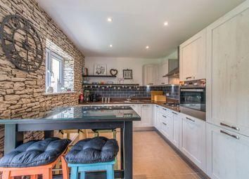 Thumbnail 4 bed detached house for sale in Briar Lane, Hoo, Rochester