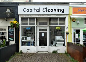 Thumbnail Retail premises for sale in Heene Road, Worthing