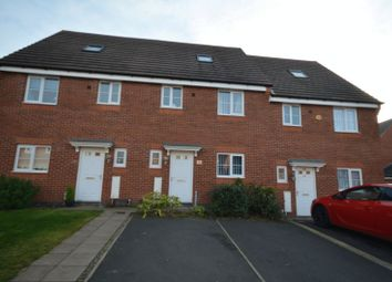 Thumbnail 4 bed terraced house for sale in Old College Avenue, Oldbury