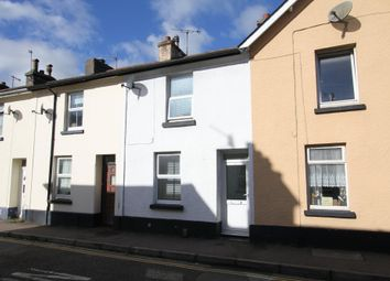 Thumbnail 2 bed terraced house for sale in Lemon Road, Newton Abbot