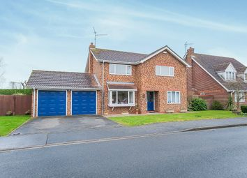 Thumbnail 4 bed detached house for sale in Ashdale Park, Wisbech