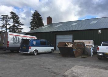 Thumbnail Warehouse to let in Unit 4D Beenham Grange Business Park, Reading