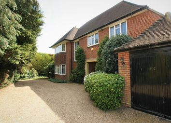 Thumbnail 5 bedroom detached house for sale in Thrupps Lane, Hersham, Walton-On-Thames