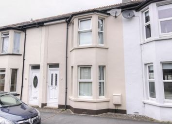 Thumbnail 2 bed terraced house for sale in Crediton Road, Okehampton