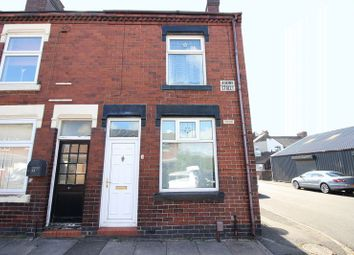 Thumbnail 2 bed end terrace house for sale in Adkins Street, Sneyd Green, Stoke-On-Trent
