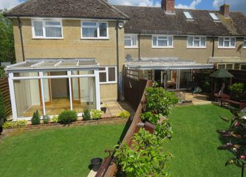 Thumbnail 4 bed semi-detached house for sale in Woodways, Haddenham, Aylesbury