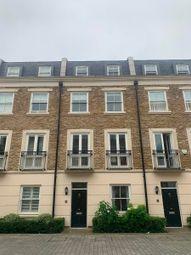 6 Heathcote Gate, London SW6. 4 bed terraced house