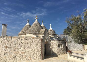 Thumbnail 4 bed farmhouse for sale in Trullo Zaccaria, Cisternino, Puglia, Italy
