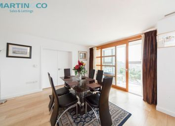 Thumbnail 4 bed flat to rent in Lombard Road, London