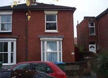 Thumbnail 4 bed semi-detached house to rent in Avenue Road, Portswood, Southampton