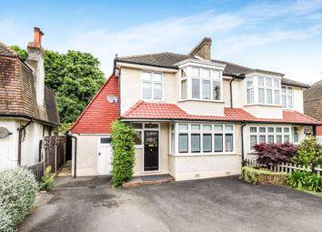 Thumbnail 3 bed semi-detached house for sale in Surbiton Hill Park, Surbiton