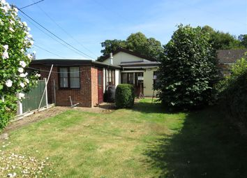 Thumbnail 3 bed detached bungalow for sale in Rudds Lane, Reepham, Norwich