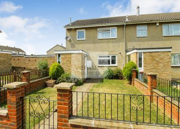 Thumbnail 4 bedroom end terrace house for sale in Sherd Close, Luton