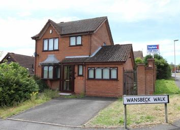 Thumbnail 3 bed detached house for sale in Wansbeck Walk, Dudley