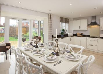 "Thumbnail 4 bed detached house for sale in ""Guisboro 1"" at Park Hall Road, Mansfield Woodhouse, Mansfield"