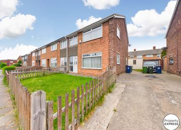 Thumbnail 3 bed end terrace house for sale in Grosmont Road, Middlesbrough, North Yorkshire