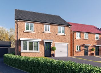 "Thumbnail 4 bed detached house for sale in ""The Barlow"" at St. Thomas's Way, Green Hammerton, York"