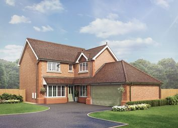 Thumbnail 4 bedroom detached house for sale in Audlem Road, Audlem, Cheshire