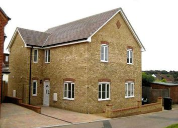 Thumbnail 2 bed semi-detached house to rent in Dowling Court, Hemel Hempstead