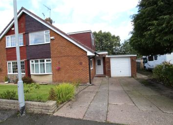Thumbnail 3 bed semi-detached house for sale in Hilltop Drive, Tottington, Bury, Greater Manchester